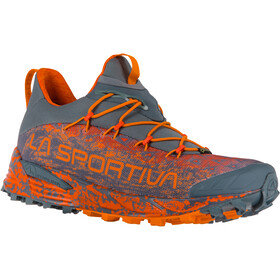 La Sportiva Tempesta GTX Chaussures de trail Homme, slate/pumpkin